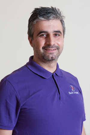 Adrian Duicu, Senior Physiotherapist