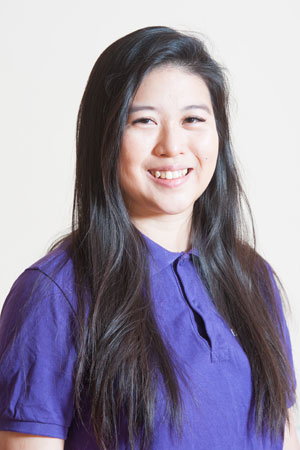 Amy Ng, MSc - Chiropractor
