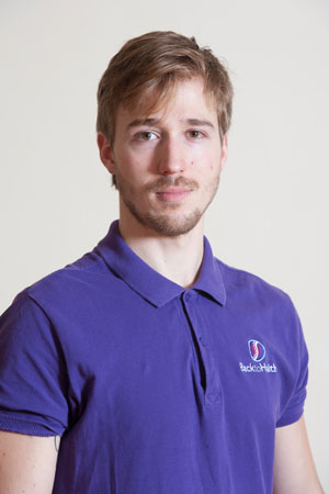 Juraj Janco, Sports Therapist BSc (Hons) MSST