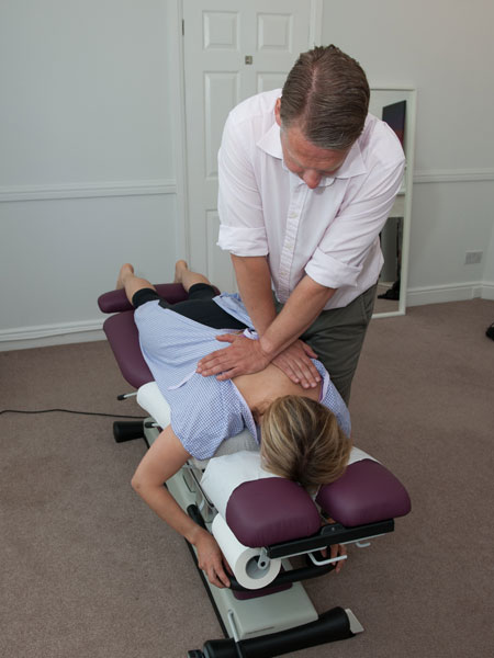 Back pain treatment at Back to Health