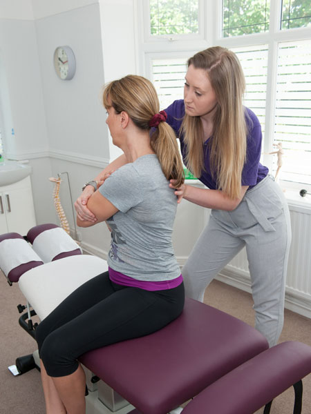 Lower back pain treatment at Back to Health
