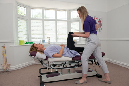 Sports injury treatment at Back to Health